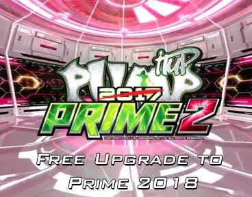 PIU 2018 free upgrade
