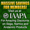 Massive Savings Available for Arcade Spare Parts Members