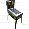 21C Digital Pinball Machine (Toy Shock) to be distributed by Arcade Spare Parts Ltd