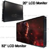32'' and 20'' Open Frame LCD Monitor for Arcade Machines