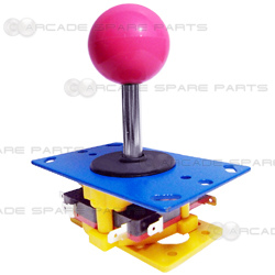 Arcade Joystick - Rapid 2+4+8 way Joystick