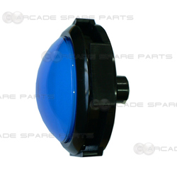 Jumbo Dome Illuminated Push Button (Blue)