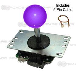Sanwa Joystick JLF-TP-8YT-VI (Violet)