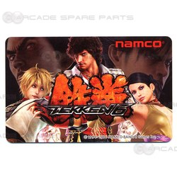 Tekken 6 Player Cards