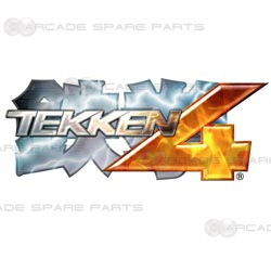 Tekken 4 Arcade PCB (Faulty, no DVD Drive)
