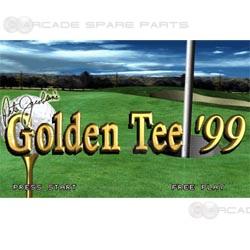 Golden Tee '99 Arcade PCB