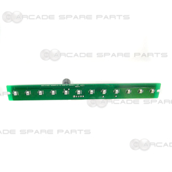 Pump It Up FX Equalizer PCB Assembly