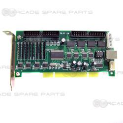 Pump It Up I/O PCB Assembly (Z)