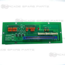 Pump It Up Jamma PCB Assembly (Z)