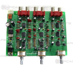 Pump It Up PRE AMP PCB Assembly