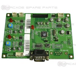Hammer 2 Touch IO PCB Assembly