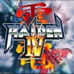 Taito Parts Raiden IV
