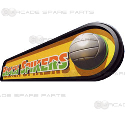 Beach Spikers (Virtua Beach Volleyball) Disc & Security Chip