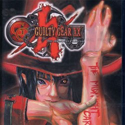 Guilty Gear XX Naomi 1 GD-ROM only