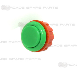 Sanwa Button OBSN-24-G (Green)