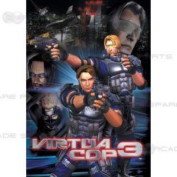 Virtua Cop 3 PCB Kit