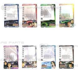 Wangan Midnight Maximum Tune 3/3DX/3DX+ Plus Player Card