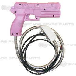 Gun Assembly for Time Crisis 1 & 2 (Pink)