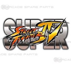 Super Street Fighter IV Arcade Versus System Kit (Z)