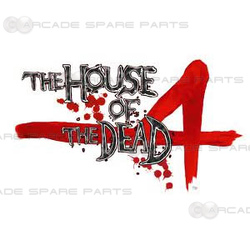 Sega Parts House of the Dead 4 Arcade Gun Kit