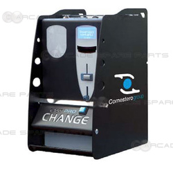 Comestero Group Parts MBIE@000002 Changeuro Easy PRO: 1 hopper Evolution 1 extension, NV10 bill validator, RM5 HD coin validator