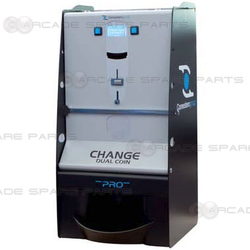 Change Machine Dual Coin PRO With NV9 Bill Validator And Stacker