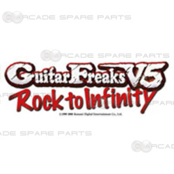 Konami Parts GuitarFreaks V5 Game Board