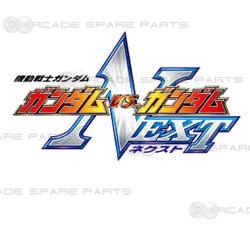 Gundam vs Gundam NEXT PCB with IO Board