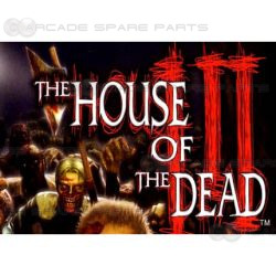 House of the Dead 3 PCB Only