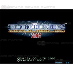 King of Fighters 2002 Kit