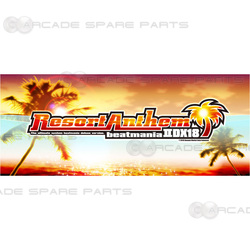 Konami Parts Beatmania II DX 18: Resort Anthem