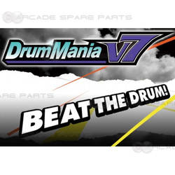Drum Mania V7 PCB Gameboard