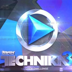 DJ Max Technika 3 Crew Challenge Upgrade Kit