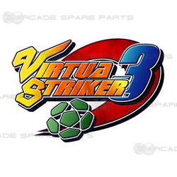 Virtua Striker 3 PCB Only (Z)
