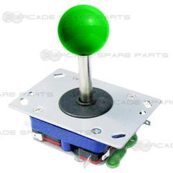 Arcade Joystick - Multi 2-4-8 way Long Rod Green Joystick
