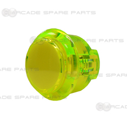 Sanwa Button OBSC-30-Y (Clear Yellow)