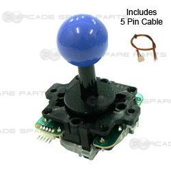 Sanwa Joystick JLF-TP-8Y-SK-B (Blue)