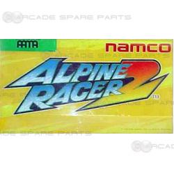 Alpine Racer 2 PCB Gameboard
