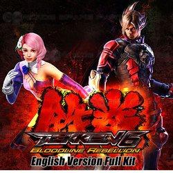 Tekken 6 Bloodline Rebellion English Version Full Kit