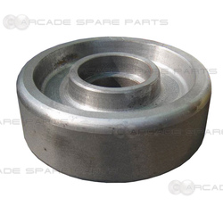 Back Iron Tyre for Sharp Series Bumper Cars