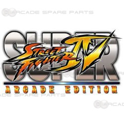 Super Street Fighter 4 2012 Arcade Edition HDD Kit(Export Version)