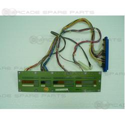 SEGA 839-0485 PCB