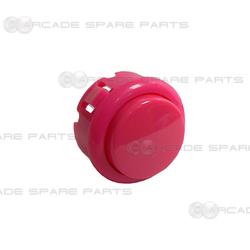 Arcade Pushbutton 33mm - Fuchsia