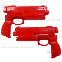 Sega Type 2 Universal Gun - Red Gun Cover Set