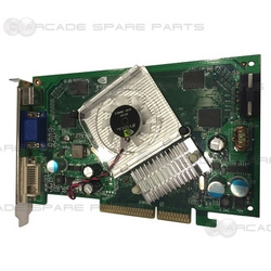 Nvidia Graphic Card for Wangan Maximum Tune 3/3DX/3DX+ Plus