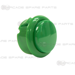 Arcade Pushbutton 33mm - Emerald