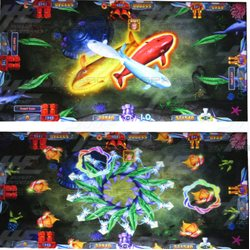 Seafood Paradise Arcade Game Board