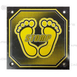 Pump It Up New Step Acryl - Center