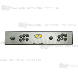 Namco 2 Player Control Panel & Assembly