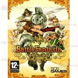 Battle Fantasia HDD & USB Arcade Parts